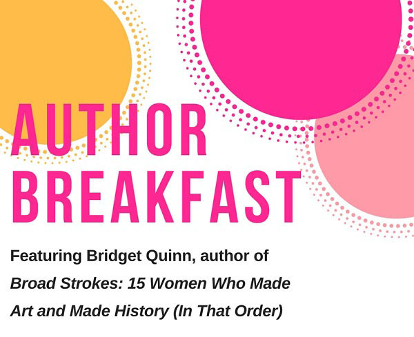 Author Breakfast