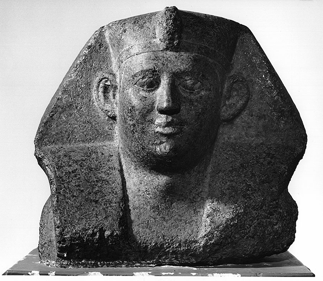 Head of a King (Replica)