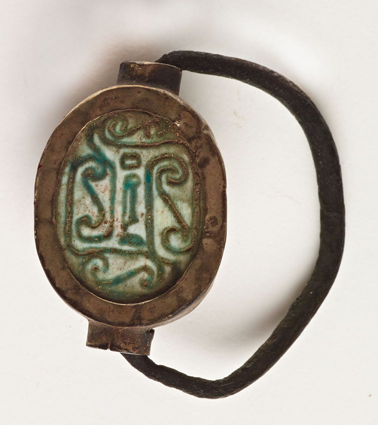 Scarab Attached to a Ring
