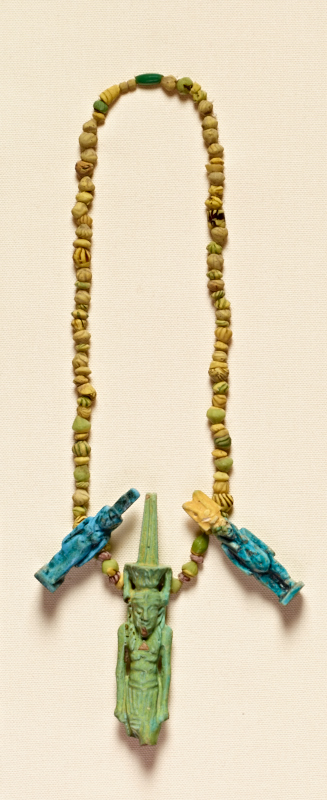 Necklace with Amulets of Deities