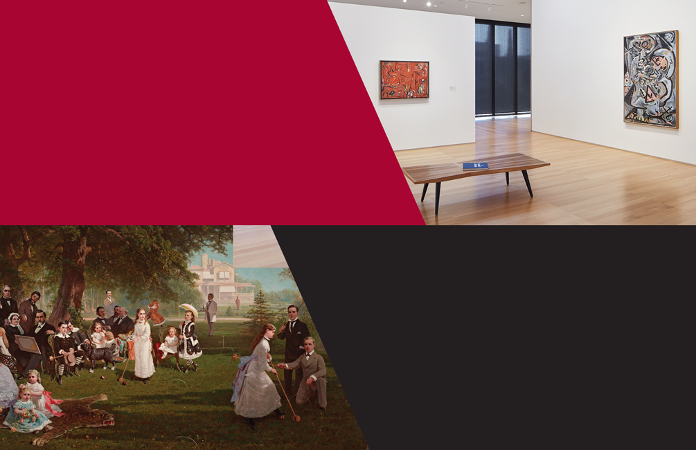 Museums From Home: Watch, read, listen and explore Stanford art museums from home.