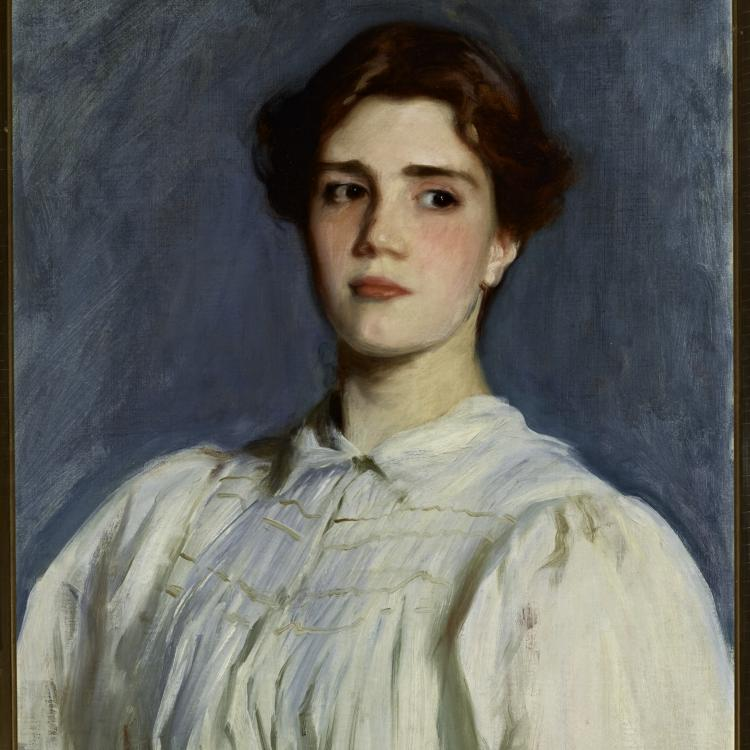 Portrait of Sally Fairchild