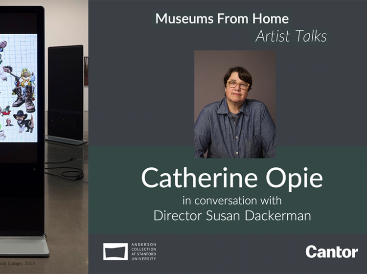 Museums From Home | Artist Talks