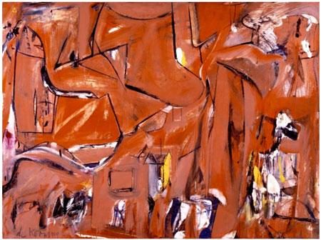 © 2019 The Willem de Kooning Foundation / Artists Rights Society (ARS), New York. Reproduction of this image, including downloading, is prohibited.