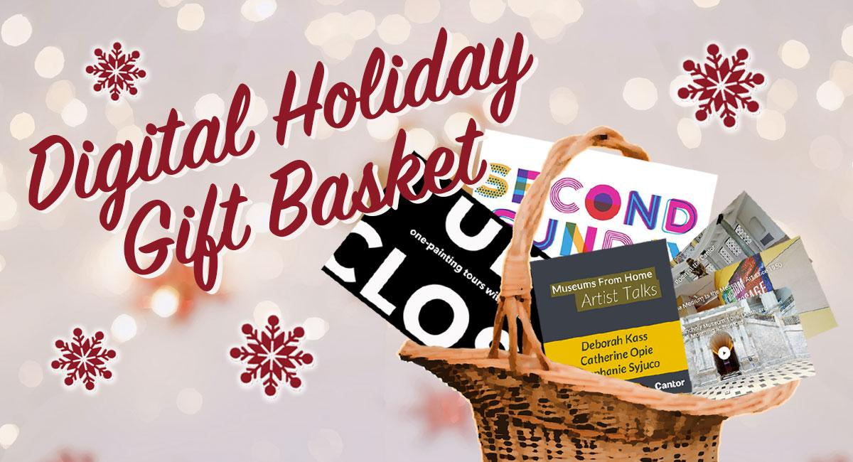An image of a holiday basket