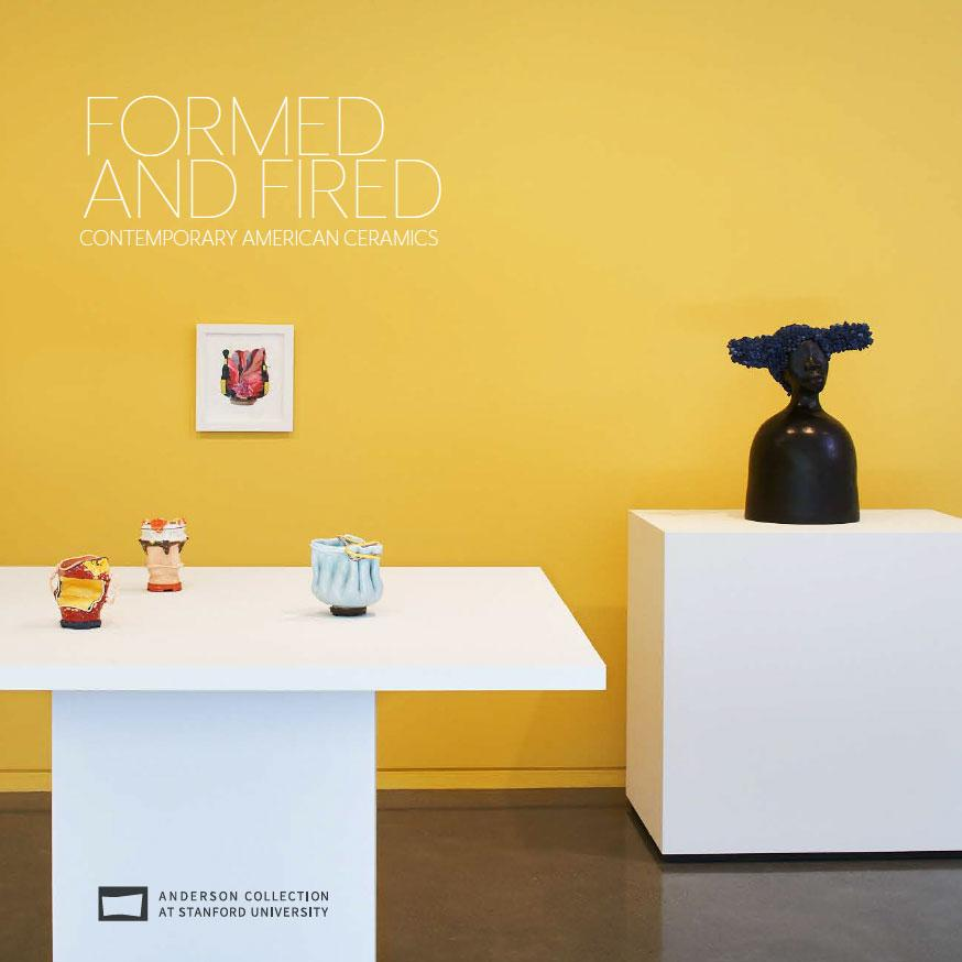 An image of the cover of Formed and Fired brochure